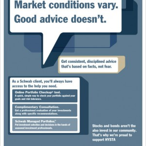 Financial Consultant Print Flyer
