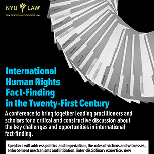 NYU School of Law – Poster