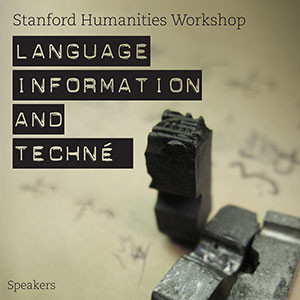Stanford Humanities Center – Poster